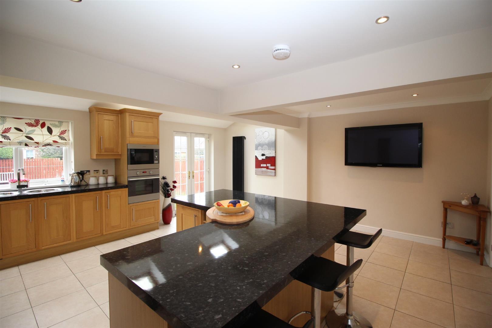 Kitchen Home Park Parklands Wallsend NE28